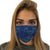 Blue Yonder Face Mask | Fabrifaction.com