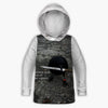 Crows Peace Was Never An Option Toddler Hoodie | Fabrifaction.com