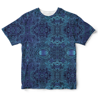 Blue Yonder Toddler Tee | Fabrifaction.com