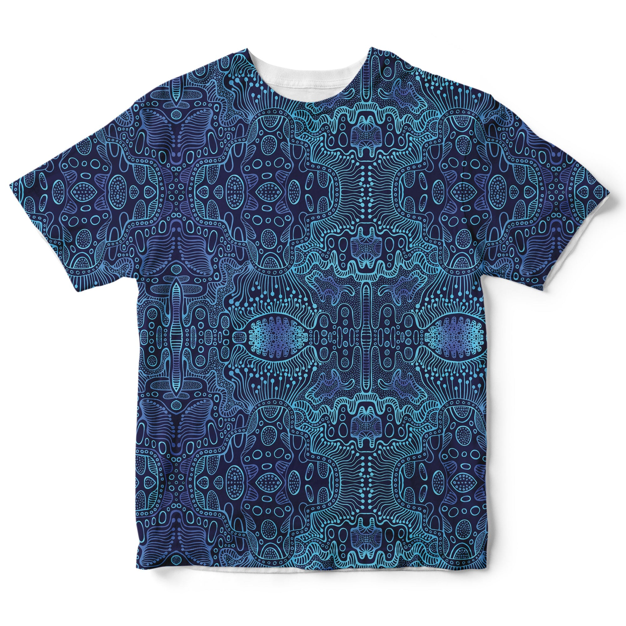 Blue Yonder Childrens Tee | Fabrifaction.com