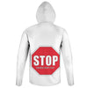 Stop Drinking  Crows Milk Lightweight Hoodie | DuncanTrussell.com