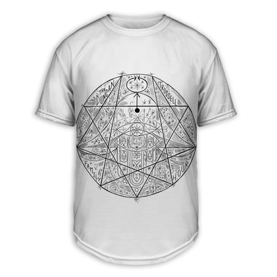 Enneagram Scoop Tee | Fabrifaction.com