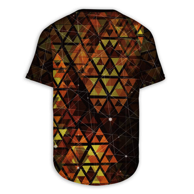 Geometric Fire Scoop Tee | Fabrifaction.com