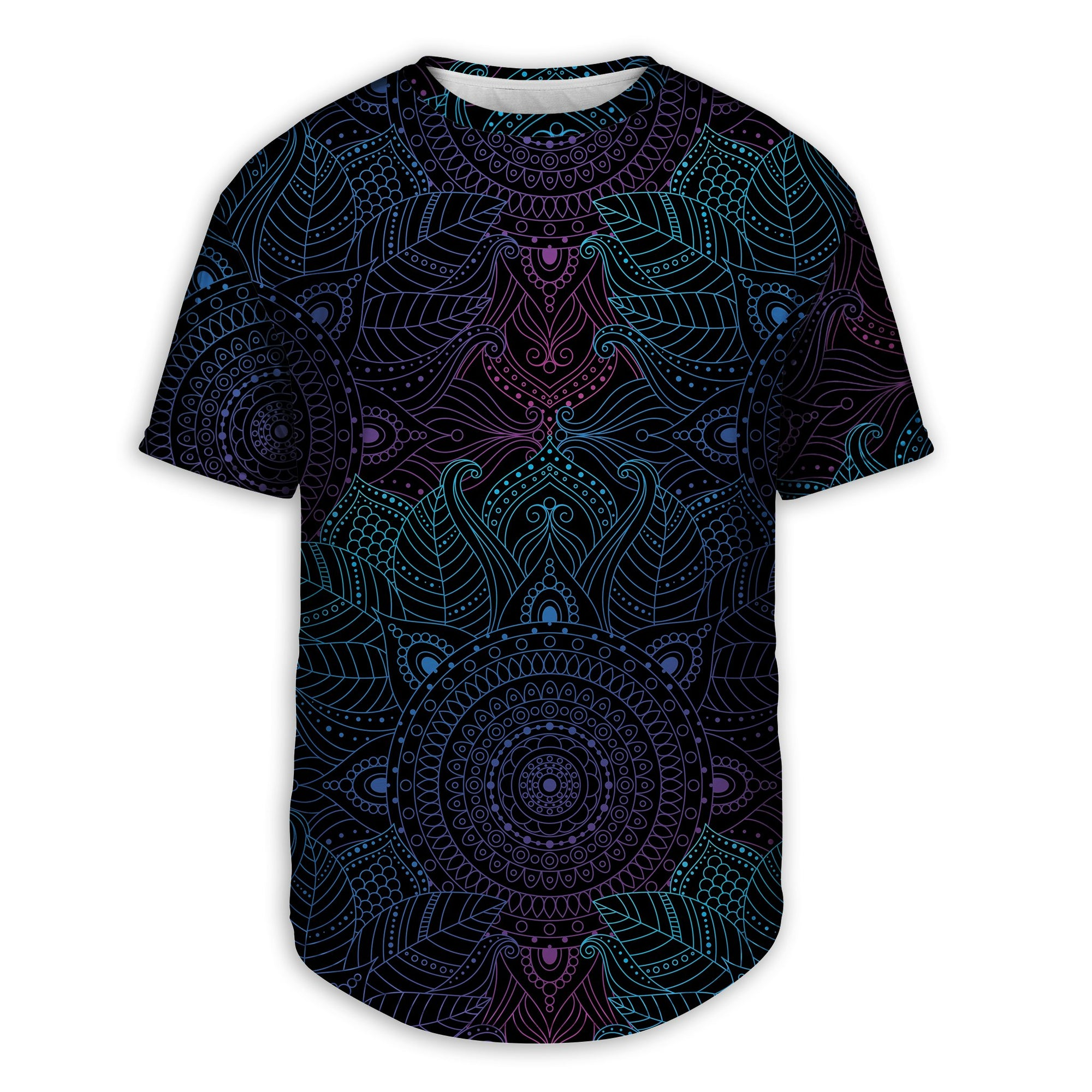 Lunare Mandala Scoop Tee | Fabrifaction.com