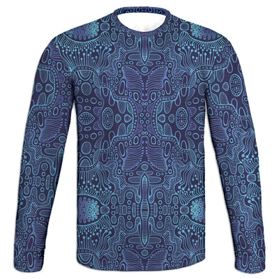 Blue Yonder Sweatshirt | Fabrifaction.com