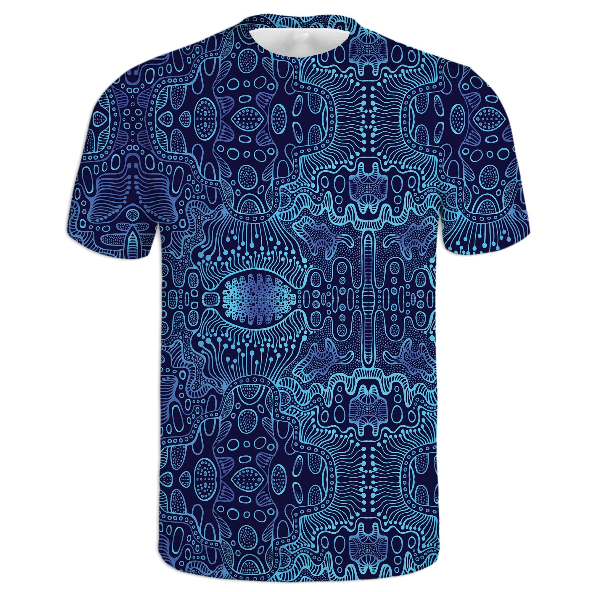 Blue Yonder Tee | Fabrifaction.com
