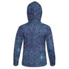 Blue Yonder Womens Hoodie | Fabrifaction.com