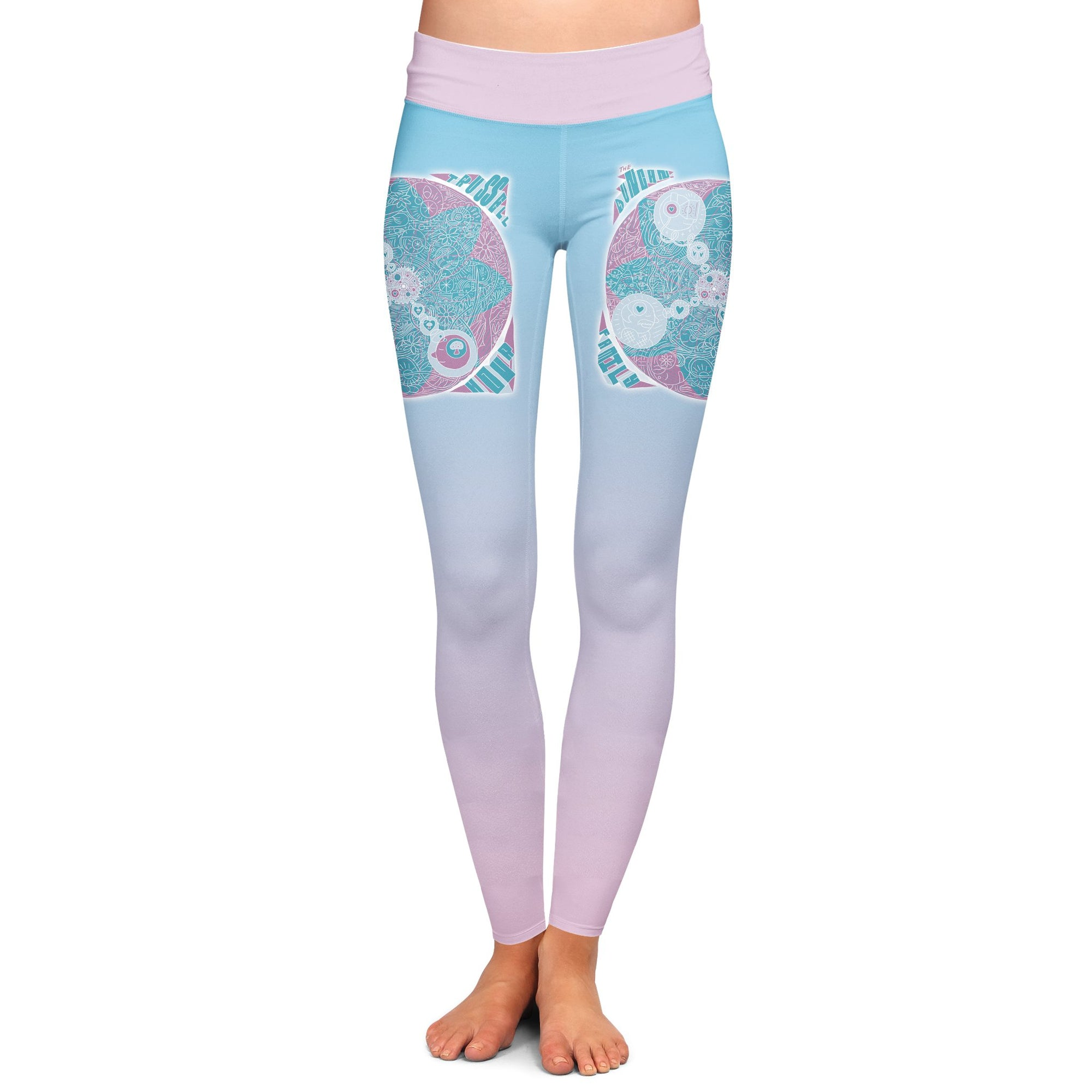Family Hour Yoga Pants | DuncanTrussell.com