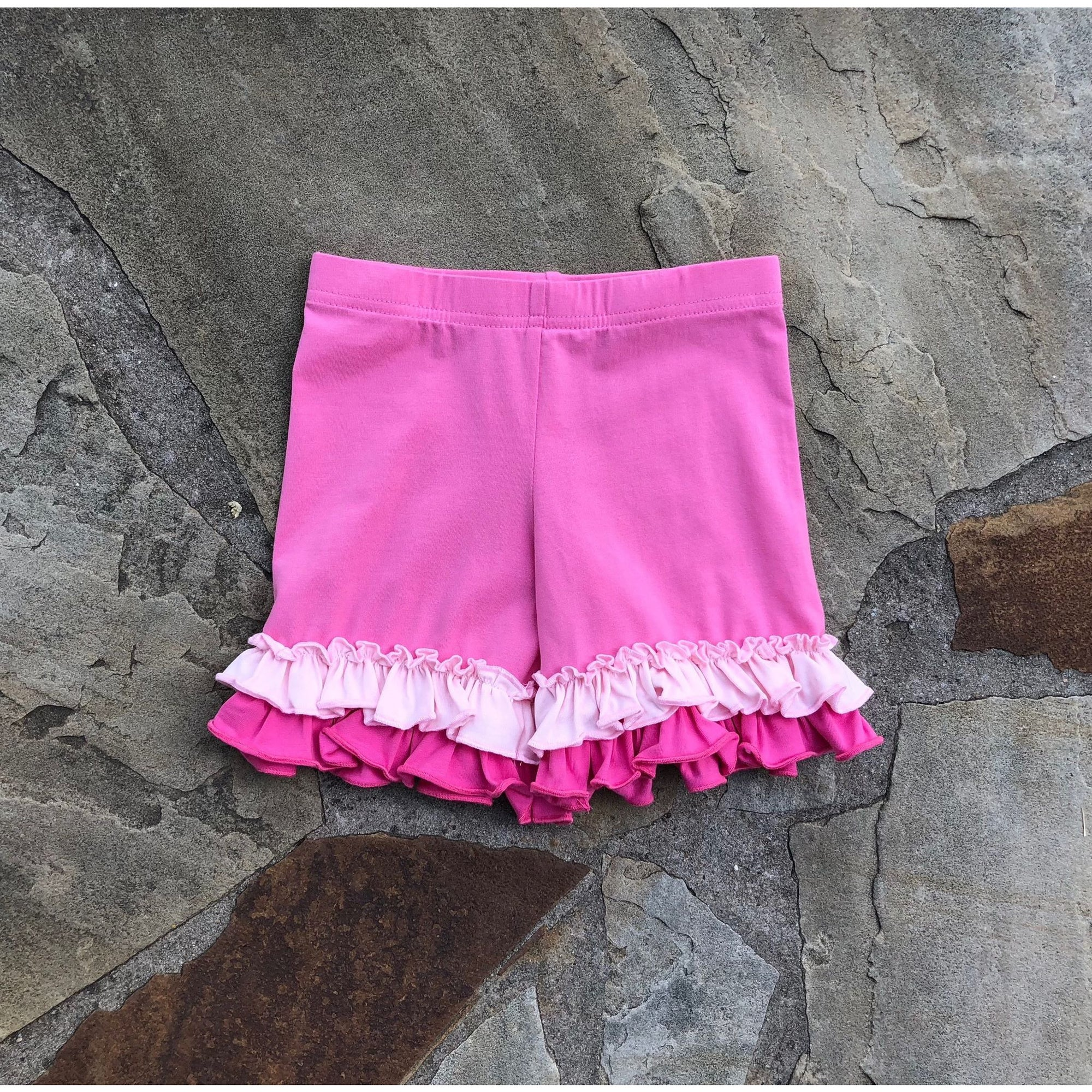 Princess Ombre Sleeping Beauty Shorties