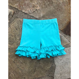 Tank Dress Turquoise Shorties
