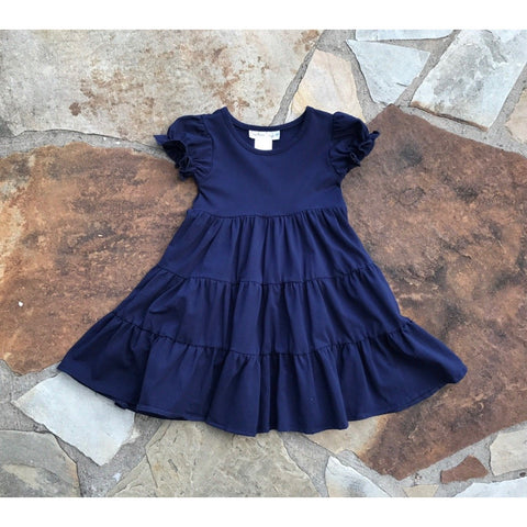 Suzy May Navy Dress