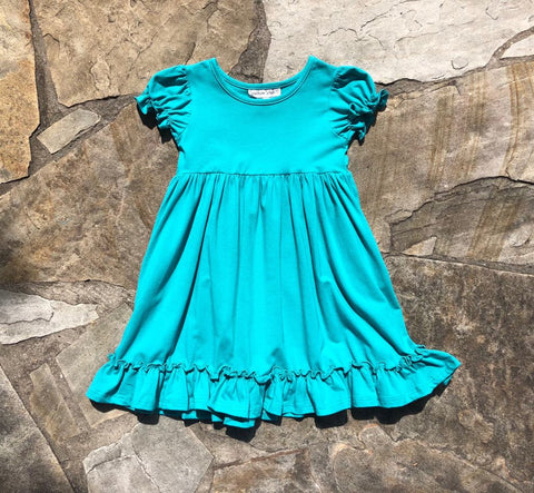 Annalise Dress Jade