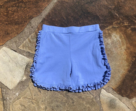 Periwinkle Sugar Pie Shorts