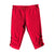 Red Button Capris