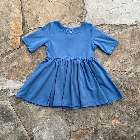 Blueberry Bell Finley Tunic