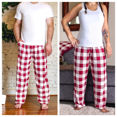Holiday Adult Unisex Loungewear Bottoms