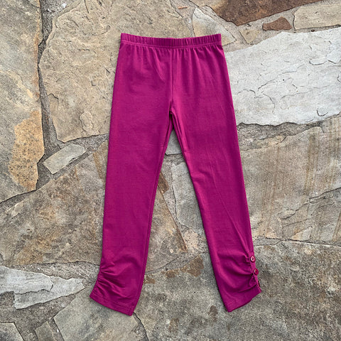 Plum Crumble Sprinkle Leggings