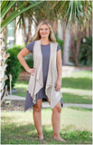 Dark Grey Women's Jessie Dress
