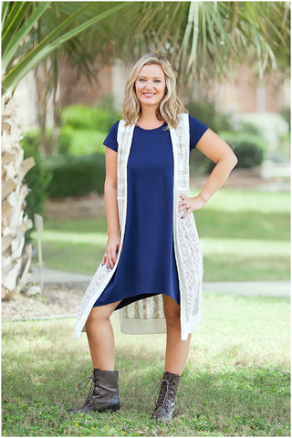 Navy Women's Jessie Dress