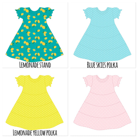*PRE-SALE* Suzy May Polka, Gingham, Print BUNDLE