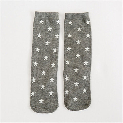 White Star Socks