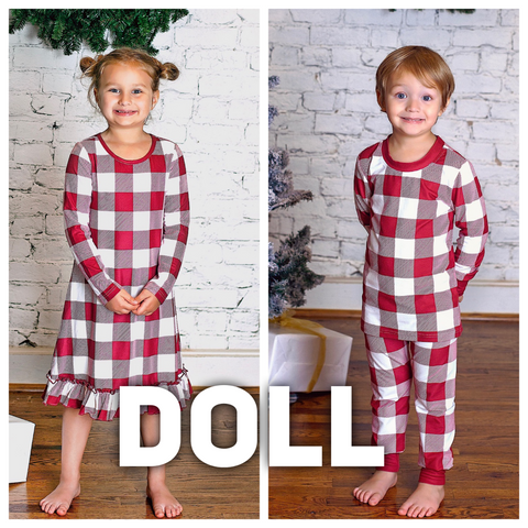 Holiday DOLL Loungewear