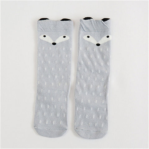 Gray Fox Socks