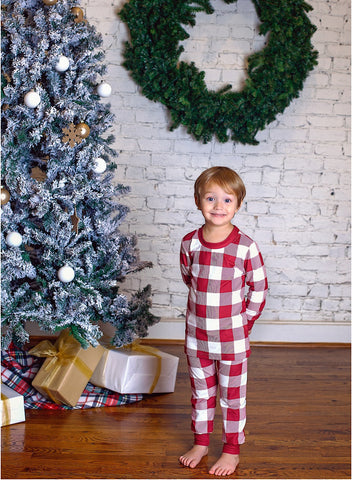 Holiday Loungewear Set