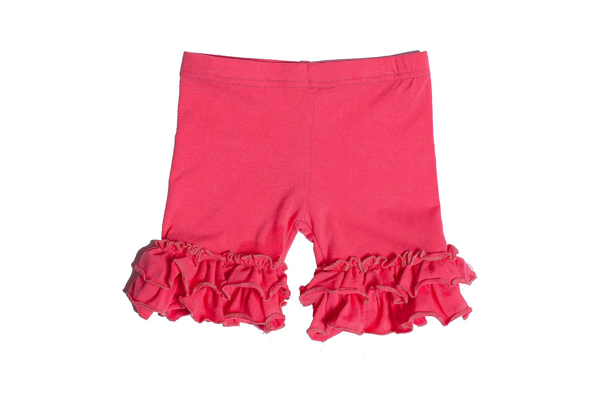 Rose Ruffle Shorties