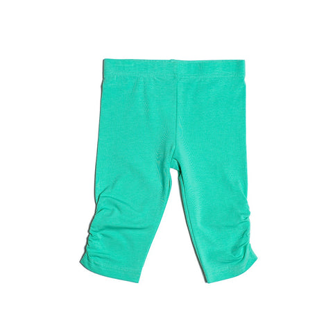 Mint Tulip Cake Pop Capris
