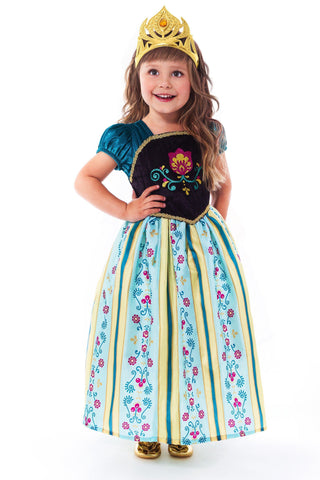 Scandinavian Princess Coronation Dress **PRE-SALE**