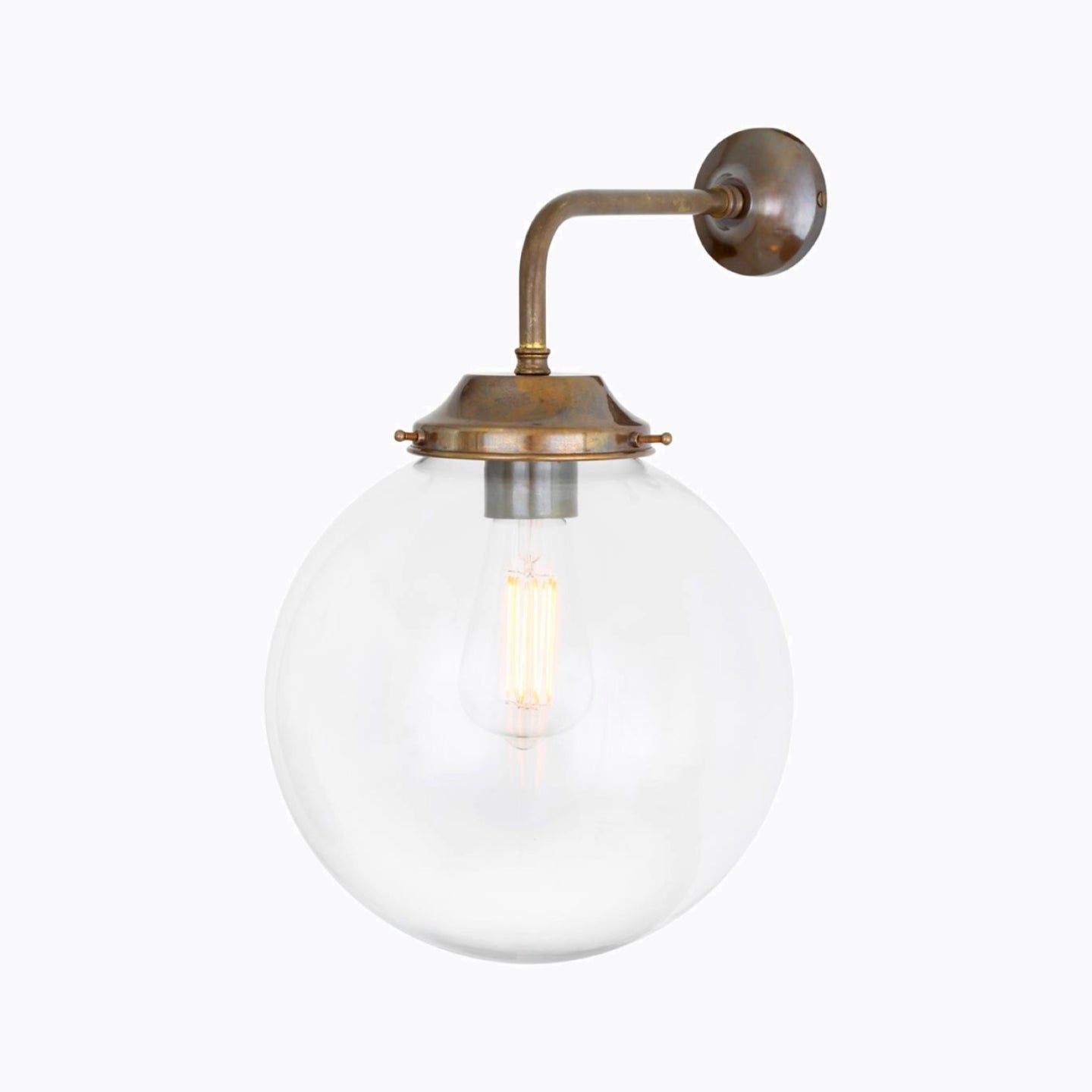Bamako Globe Wall Light - More Options