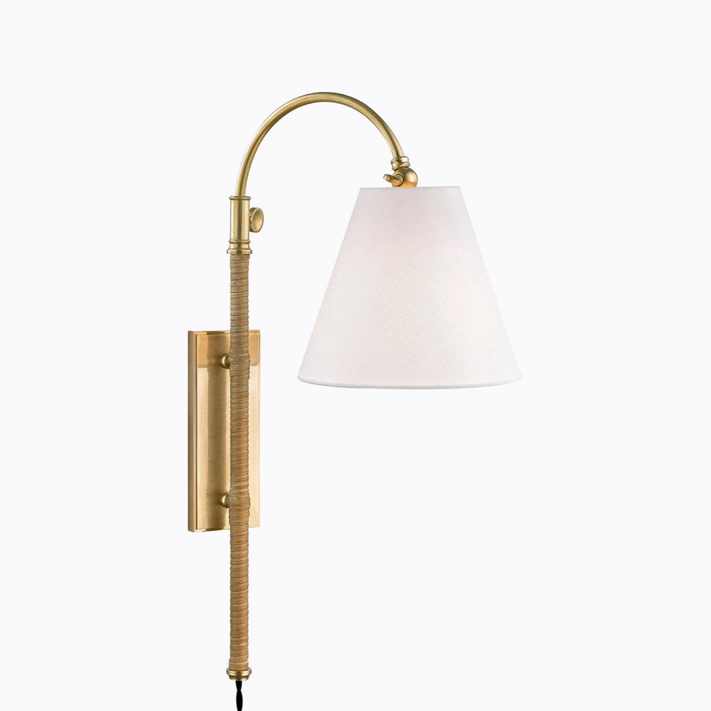 Layla Plug-In Sconce
