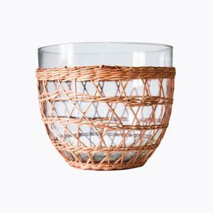 Rattan Serving Bowl - More Options