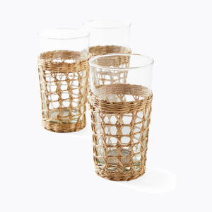 Seagrass Highball Glass
