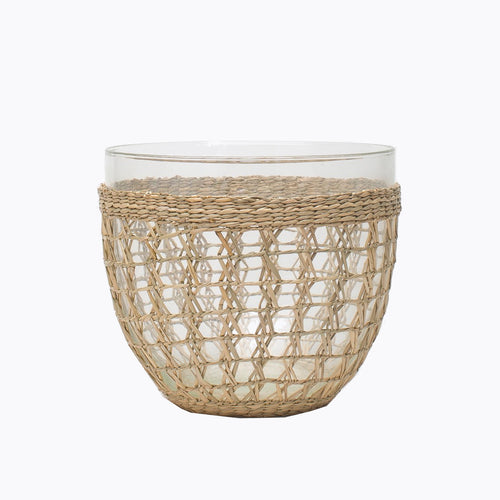 Seagrass Serving Bowl - More Options