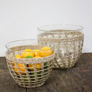 Seagrass Serving Bowls - More Options