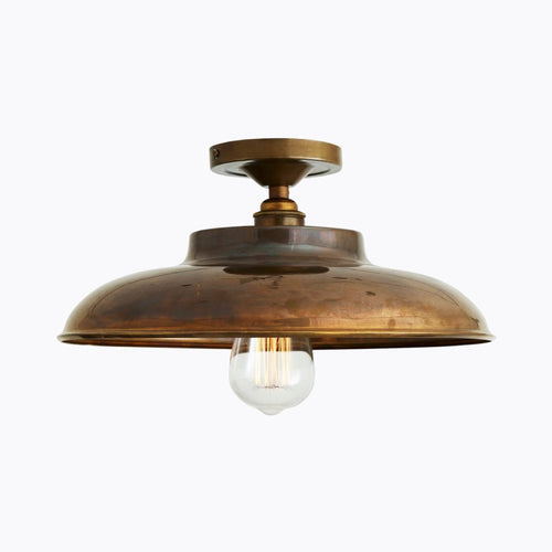 Telal Minimalist Factory Ceiling Light - More Options