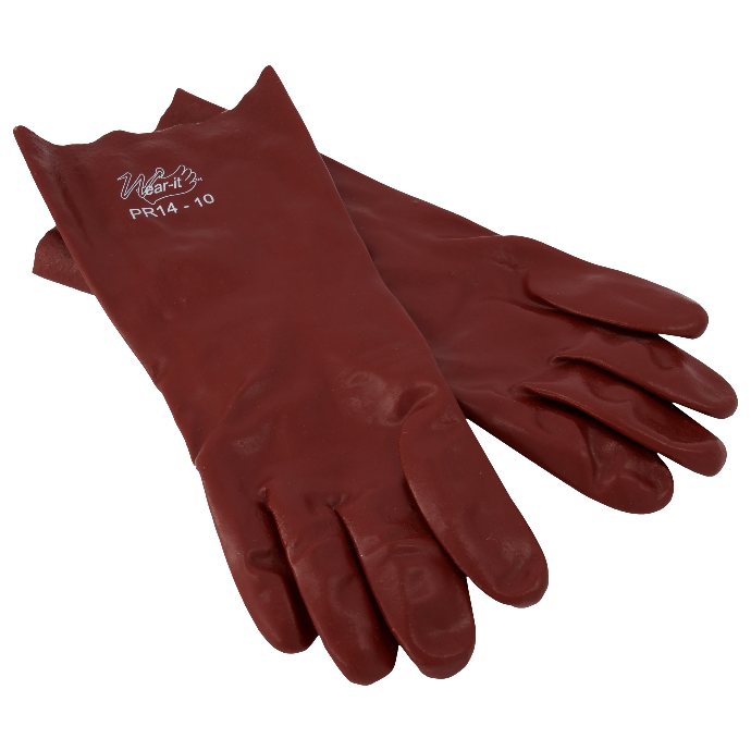 Acid-resistant-gloves-(brown)