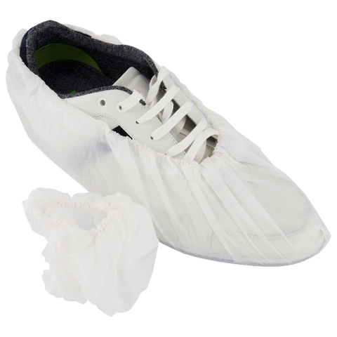 BlueMed White Shoe Cover