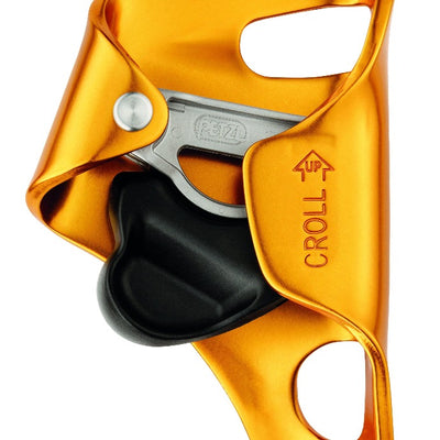 Petzl CROLL compact chest ascender