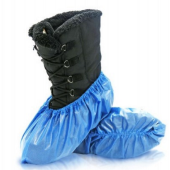 BlueMed Blue Shoe Cover thick