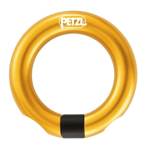 Petzl RING OPEN multi-directional gated ring