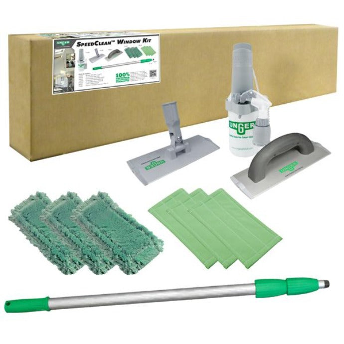 Unger Indoor Cleaning Kit (Windows)