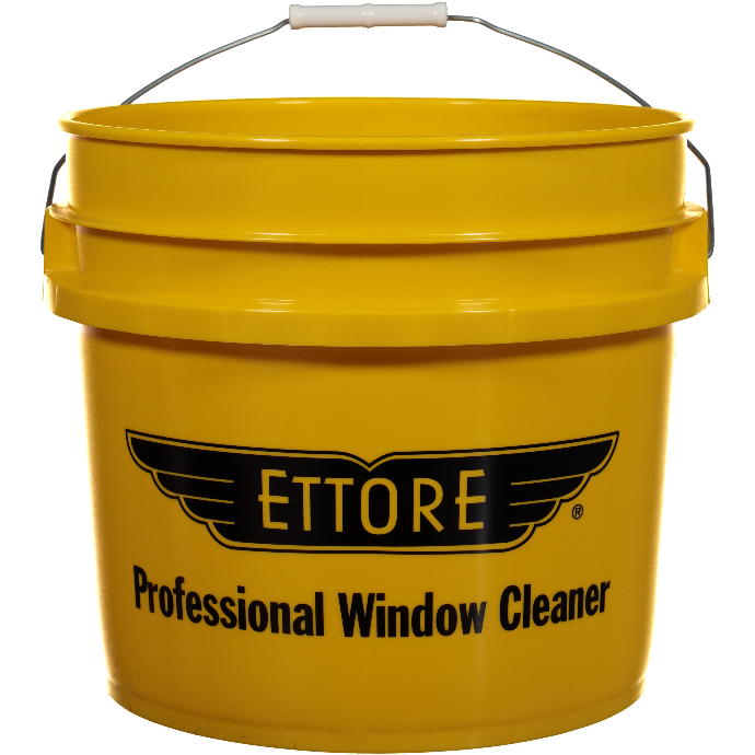 Ettore professional window cleaner bucket