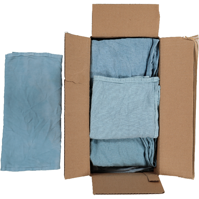 Best Value 5 Lb Box of Reclaimed Huck Surgical Towels//Glass Cleaning Lint Free