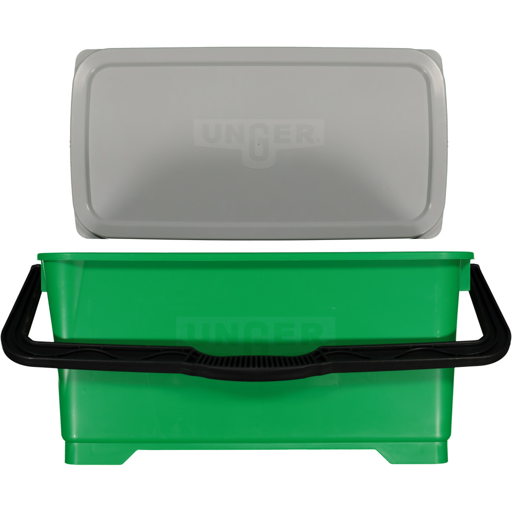 unger big bucket with lid