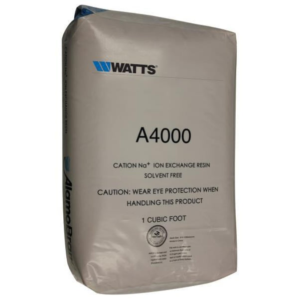 Watts Ion Exchange Resin A4000 (1 cu.ft.)