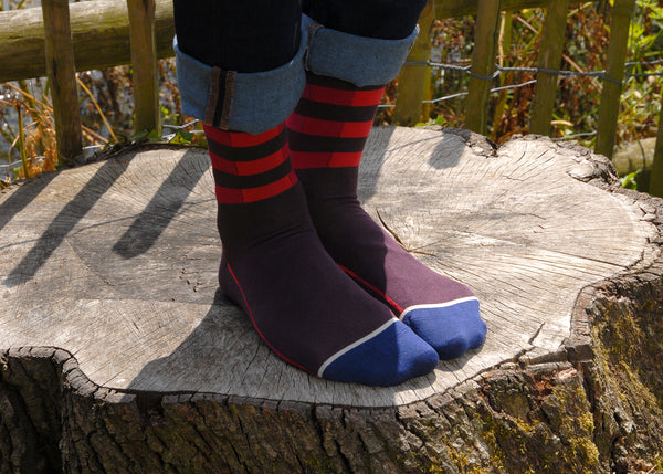 What your socks say about your Personality