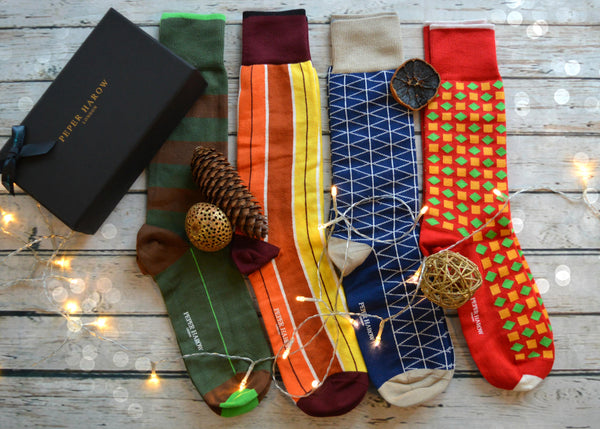 The Perfect Christmas Gift Is Socks